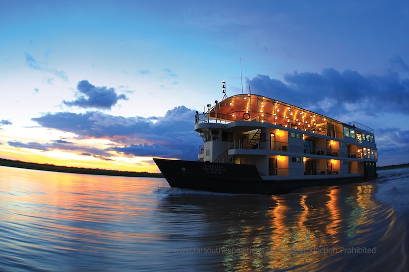 Visit our dedicated photo gallery of the ultimate Amazon River Cruise.