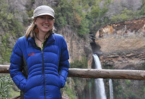 Sarah Garthe, Far South Expeditions Tour Leaders and Guides