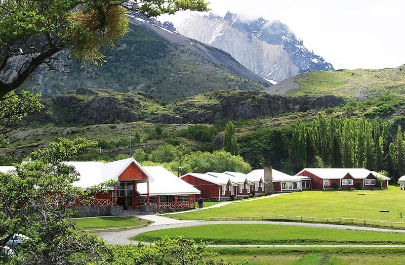 Hotel Las Torres, Torres del Paine, Patagonia, Chile