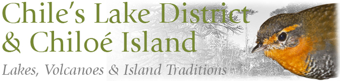 Lake District & Chiloé Island, Lakes, Volcanoes and Island Traditions